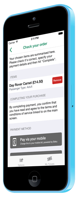 Corethree partners with Boku to incorporate payment into mobile ticketing solution