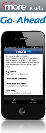 More buses launch discounts and rewards for passengers via Corethree's mobile ticketing solution